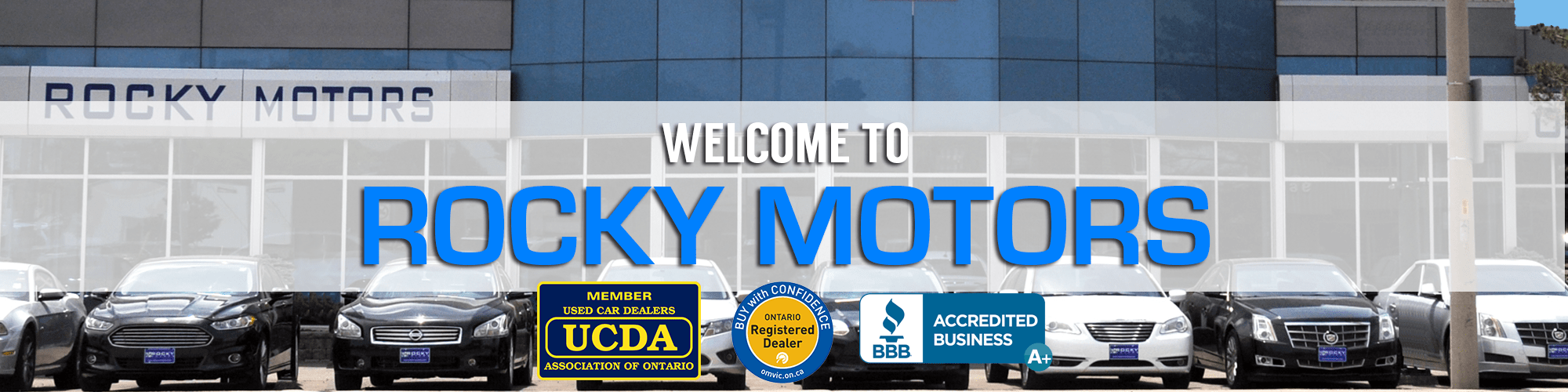 Rocky Motors - Bad Credit Auto Financing